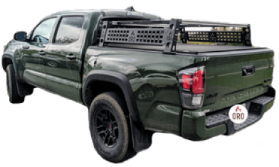 Tonneau covers and bed racks