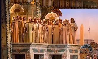 Teatro El Círculo Rosario cartelera: AIDA
