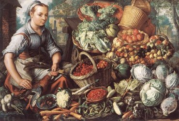 Medieval Food; What did they eat in the Middle Ages?