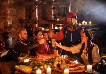 Medieval Food Preservation