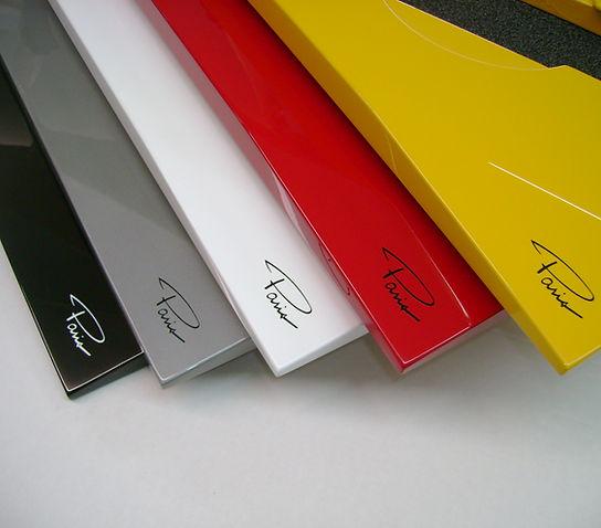 Oracle Paris Series Color Palette