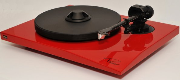 Paris MkV turntable - analog audio component - Oracle Audio