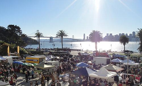 Treasure Island Flea San Francisco