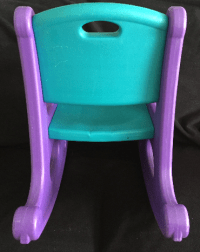 Little Tikes Rocking Chair - Toddler Sized | kidsheaveninlisle