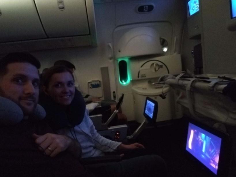 entertainment on dark plane
