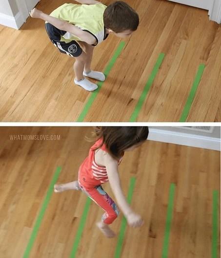 Δραστηριότητα για παιδιά στο σπίτι!