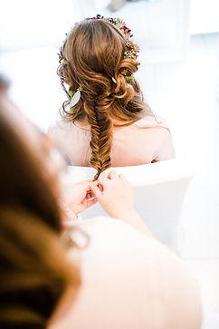 Melanie Weber Makeup  Hair  Mobiles Brautstyling