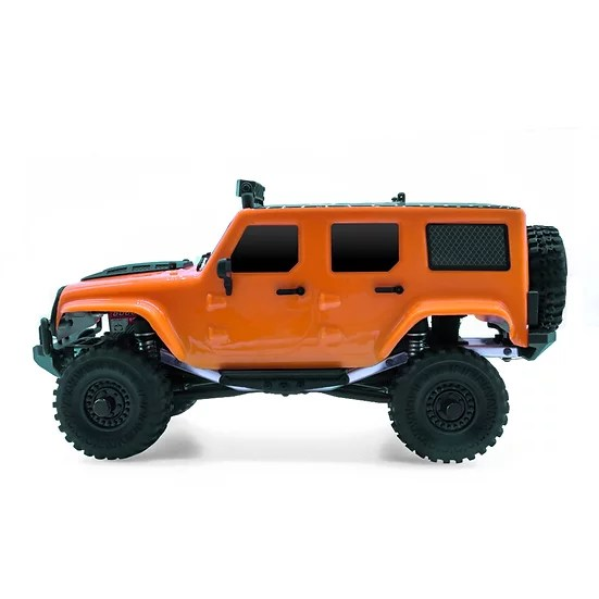 Tetra X1 1/18 Scale Crawler RTR 4WD Off-road Vehicle, Orange