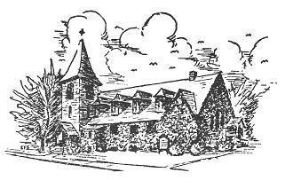 Grace Episcopal Church, Port Jervis, NY