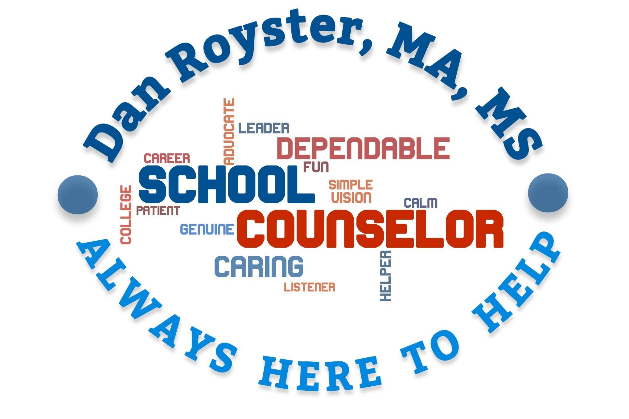 Dan Royster Ma Ms School Counseling