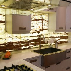 Onyx Kitchen Backsplash Lowes Remodel Reviews Designerstone Panels Official Site Thin Stone