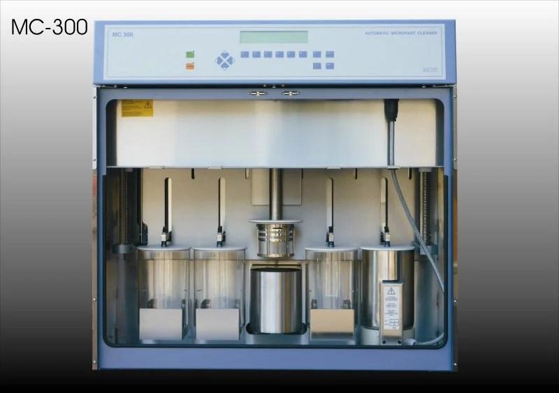 Mc300 Occasion Machine De Lavage Ultrason Industrielle