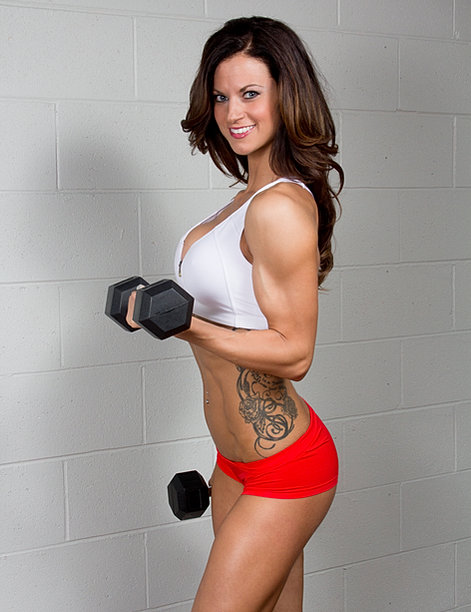 Personal Trainer Barrie Ontario Christina Barrett  ABOUT