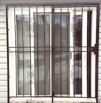 City Ornamental Iron | Security Doors