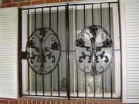 City Ornamental Iron | Window Guards