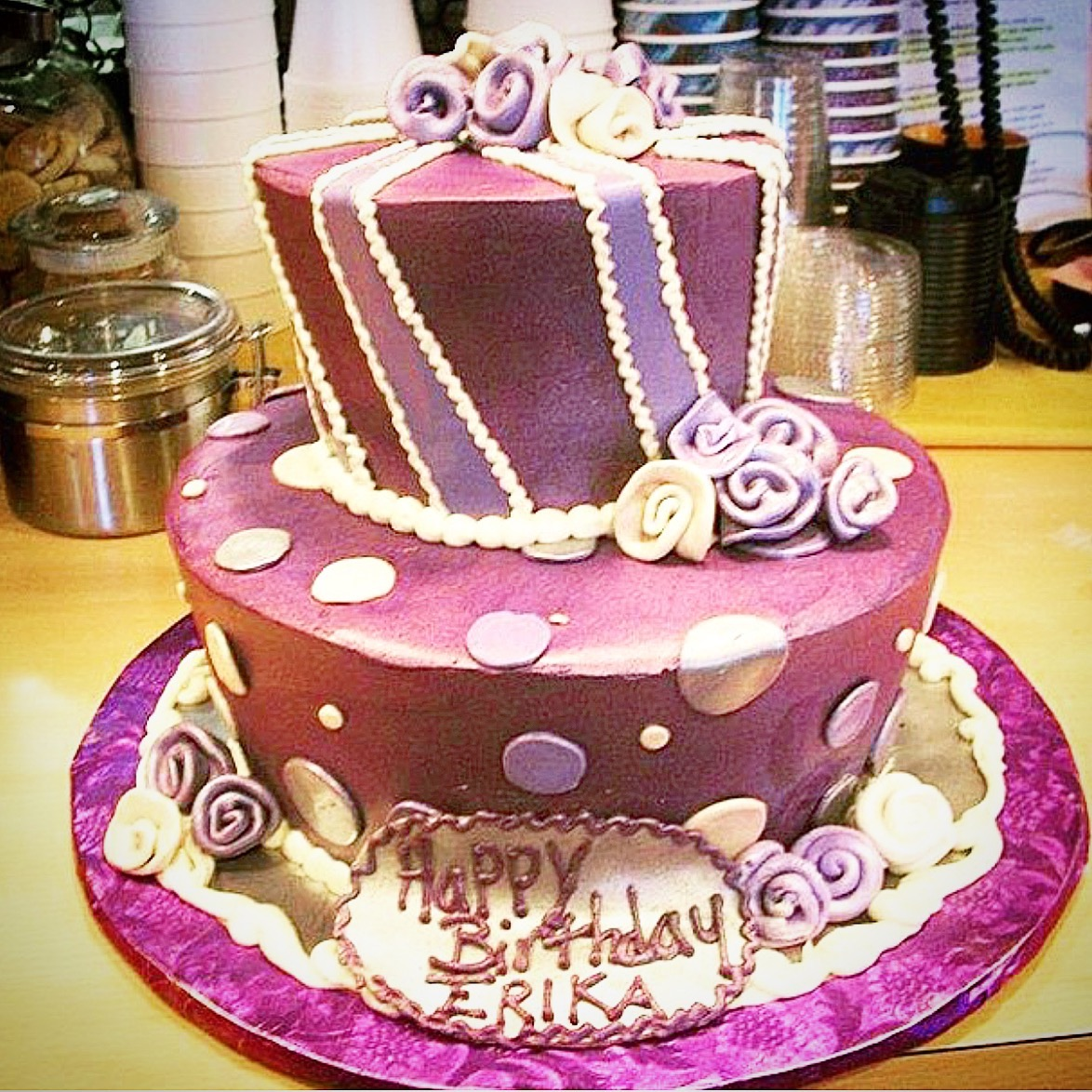 Birthday Cakes By Rustika Cafe And Bakery