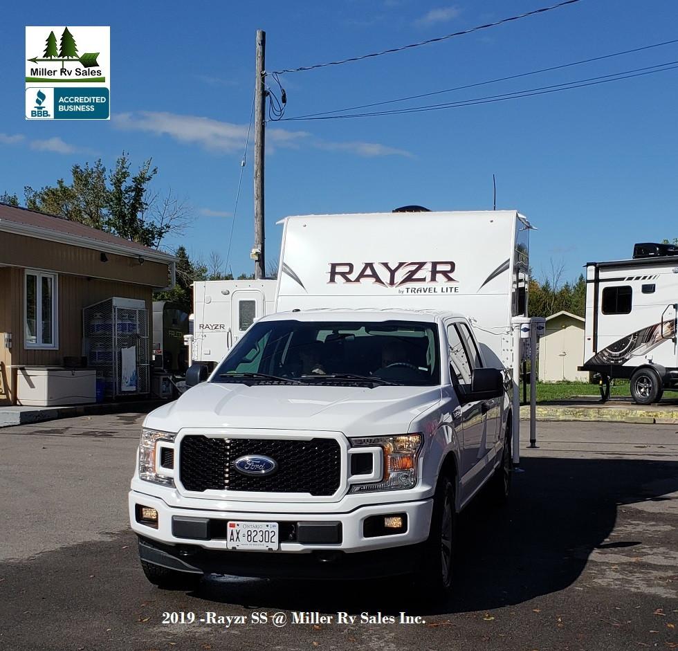 Travel Lite Rayzr Canada