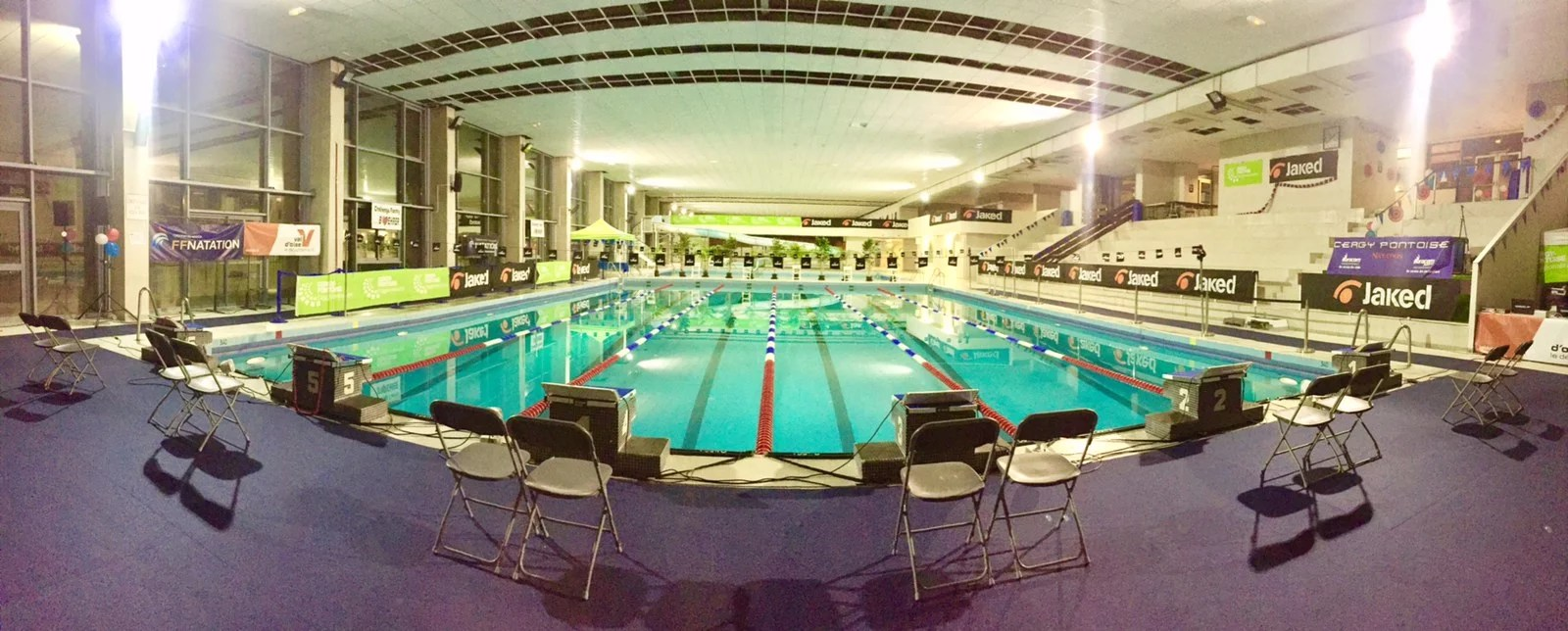 Piscine Pontoise Fitness Cergy Pontoise Natation