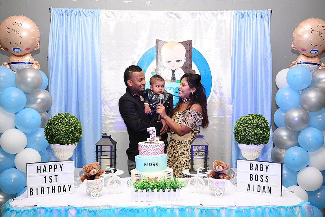 The Boss Baby Themed Birthday Party Aucklnd Nz