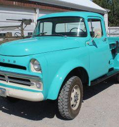 1957 dodge power wagon w200 prototype serial 1 [ 1600 x 1065 Pixel ]