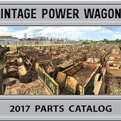 Chrysler Electronic Ignition Wiring Diagram Winch Two Solenoid Vintage Power Wagons Dodge Truck Online Parts Catalog Edition