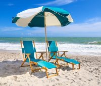 AnyWhere Chair Company, Wood Beach Chairs
