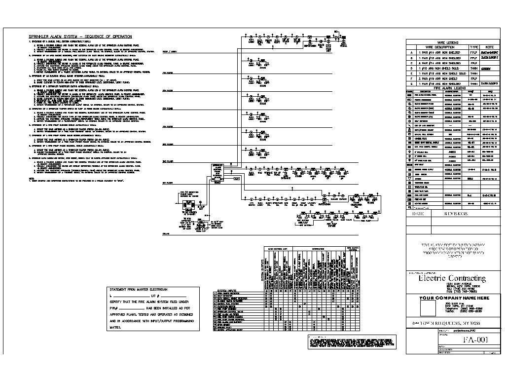 schneider lighting contactor wiring diagram 3 way venn printable fire alarm riser diagram, fire, free engine image for user manual download