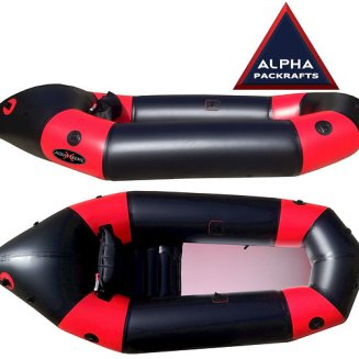 Aqua Xtreme packrafts Alpha