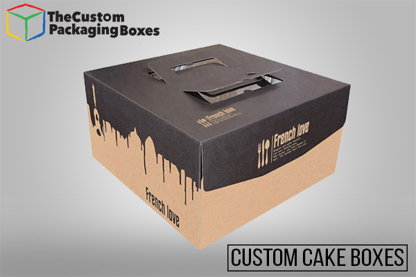 Custom Cake Boxes Thecustompackagingboxes
