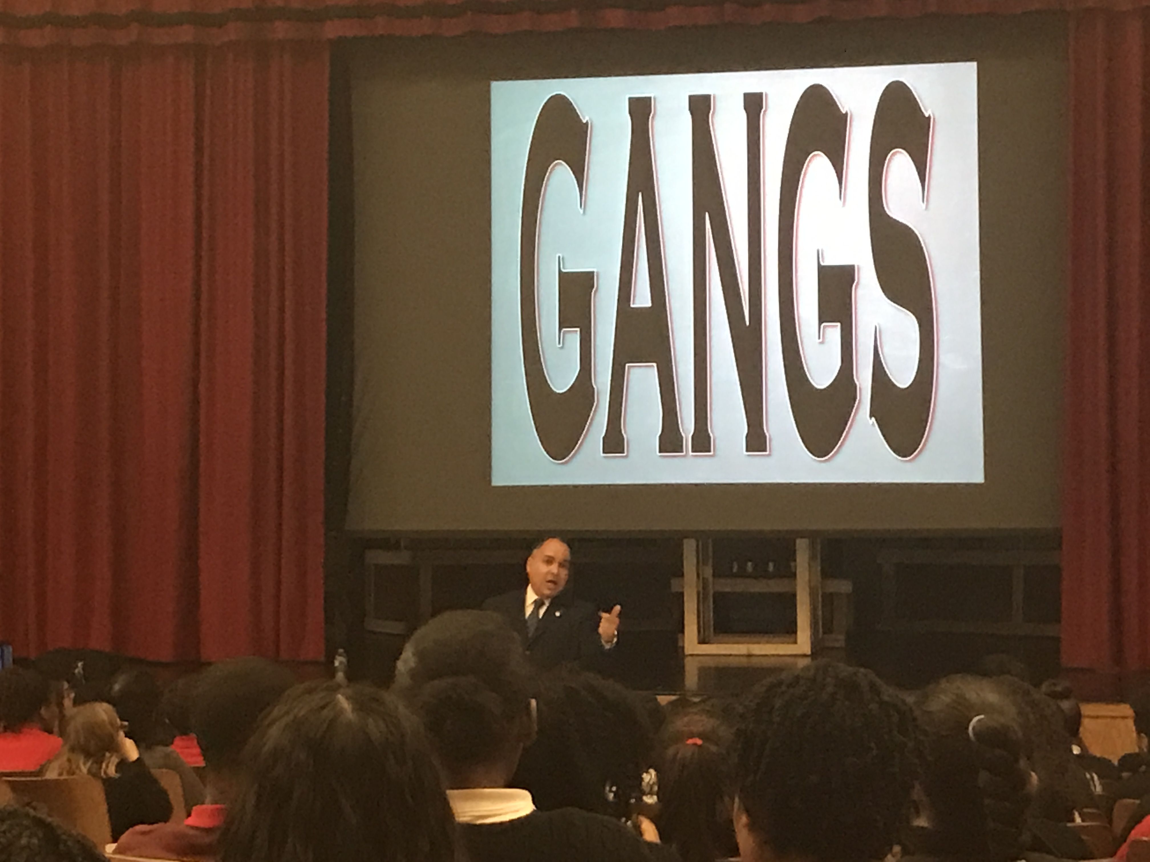 Creating A Safe Haven Gang Prevention In Schools