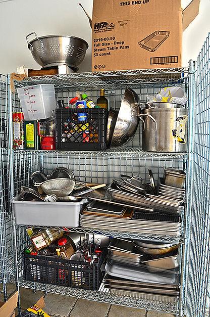 Shared kitchen Chicago  Kitchen for rent  Incubator kitchen
