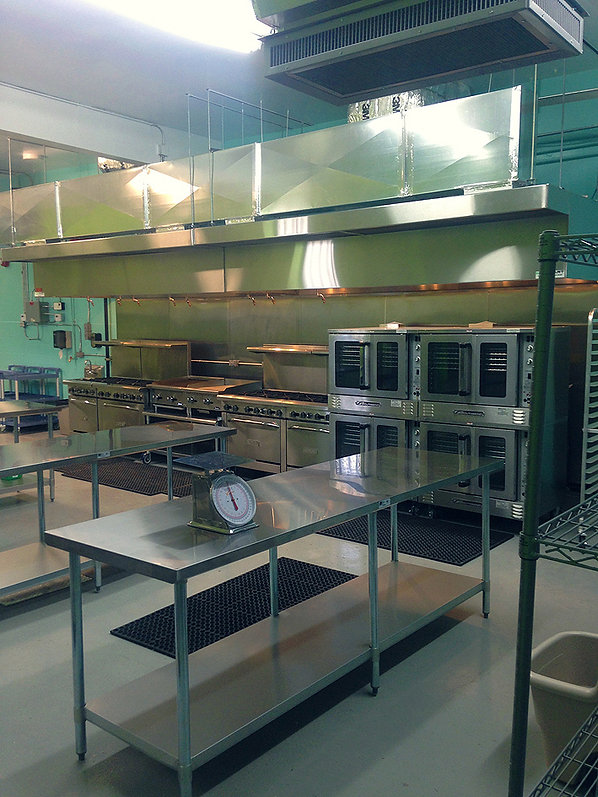Shared commercial kitchen for Chicago and suburbs