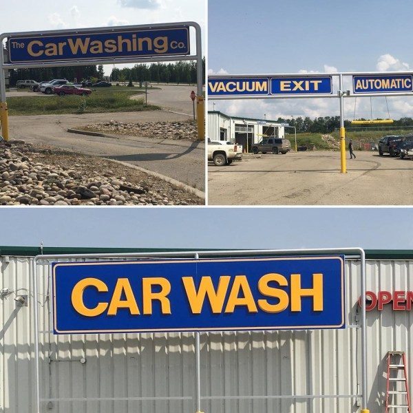 20 Easy Car Wash Signs Pictures And Ideas On Weric