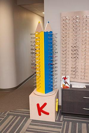 Optical Displays Eyeglass Frame Displays  IOD Optical