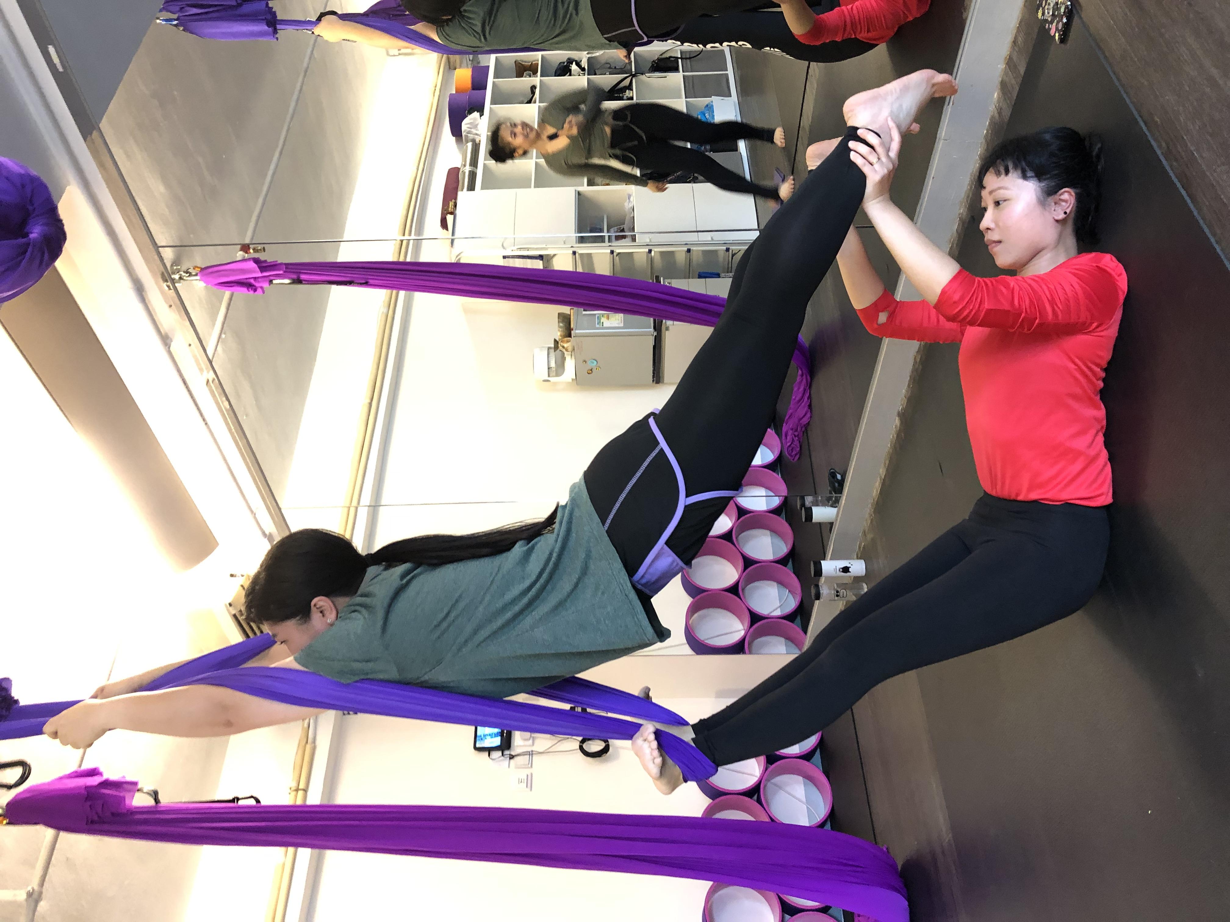 Sincere Yoga 善瑜伽| 觀塘瑜伽| 瑜伽導師課程| 觀塘空中瑜伽| 觀塘高溫瑜伽| Kwun Tong TRX| 工作坊