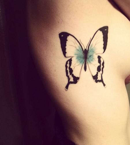 Paola Ramirez Tattoo