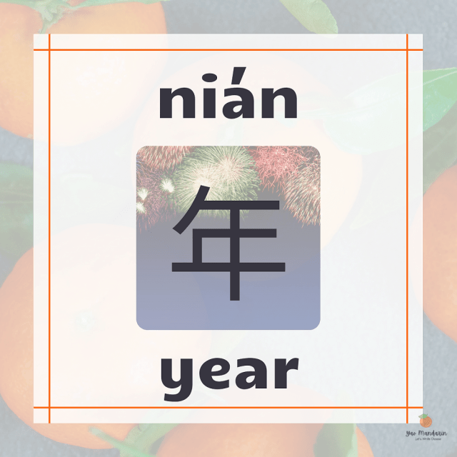Mandarin Chinese Time - Day, Week, Month, and Year