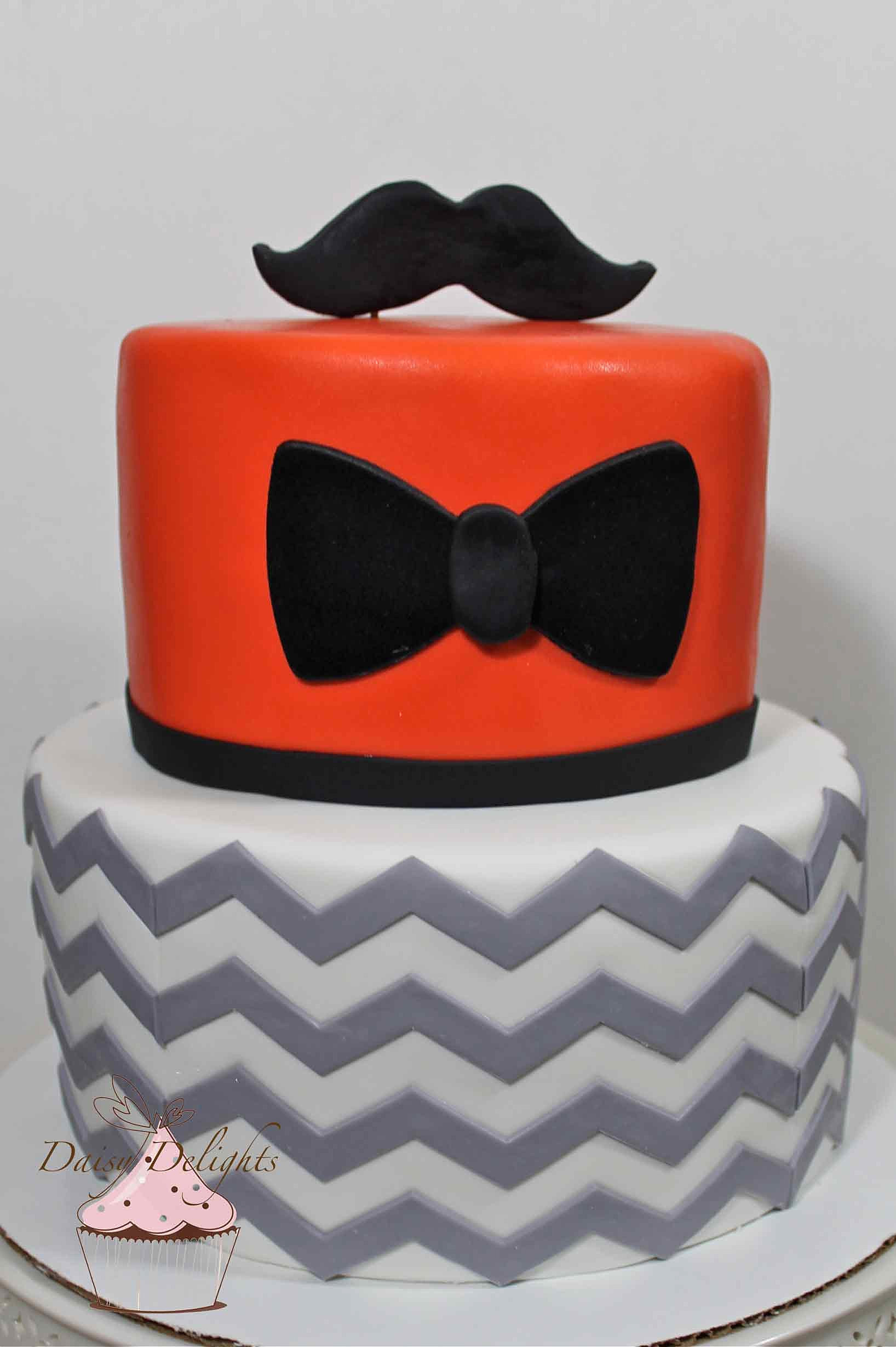Fondant Cake Christening