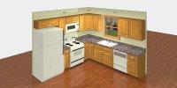20 By 10 Kitchen Layout | Home Design Ideas Essentials