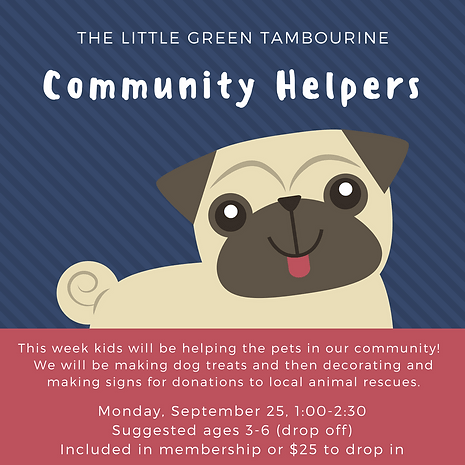 pet community helpers