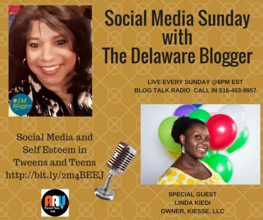 Social Media and Self Esteem Podcast