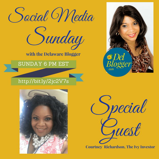 Social Media Sunday with the Delaware Blogger Podcast