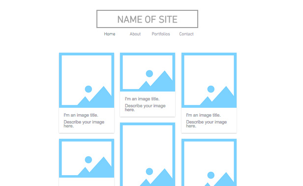 best static website templates