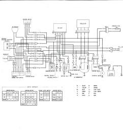 1983 honda big red 200e wiring diagram [ 980 x 980 Pixel ]