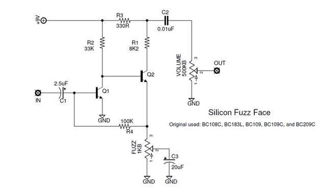 no fuzz face wiring diagram led  1997 polaris 500 scrambler