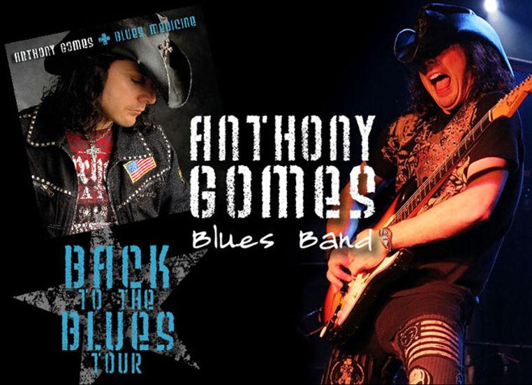 Maxwell Mojo Blues Band