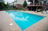 Custom Fiberglass Wall Panel Swimming Pool