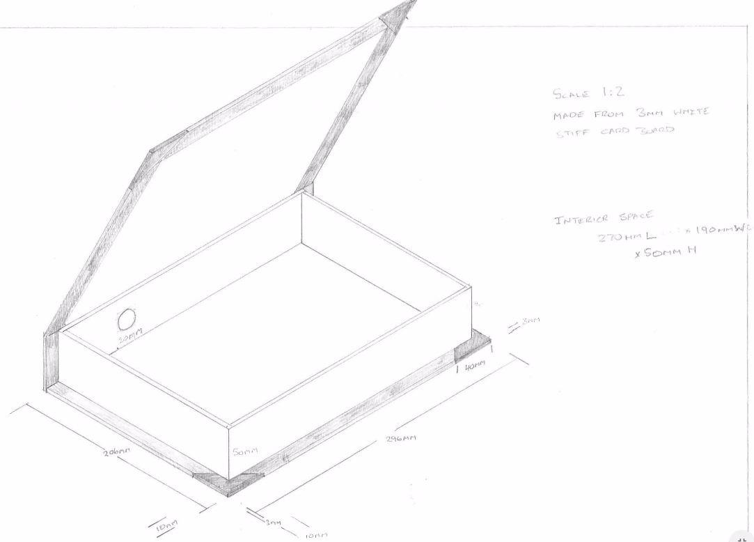 New Phantom Comic Storage Box on the way