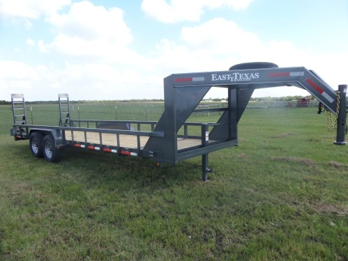 small resolution of gooseneck equipment trailer