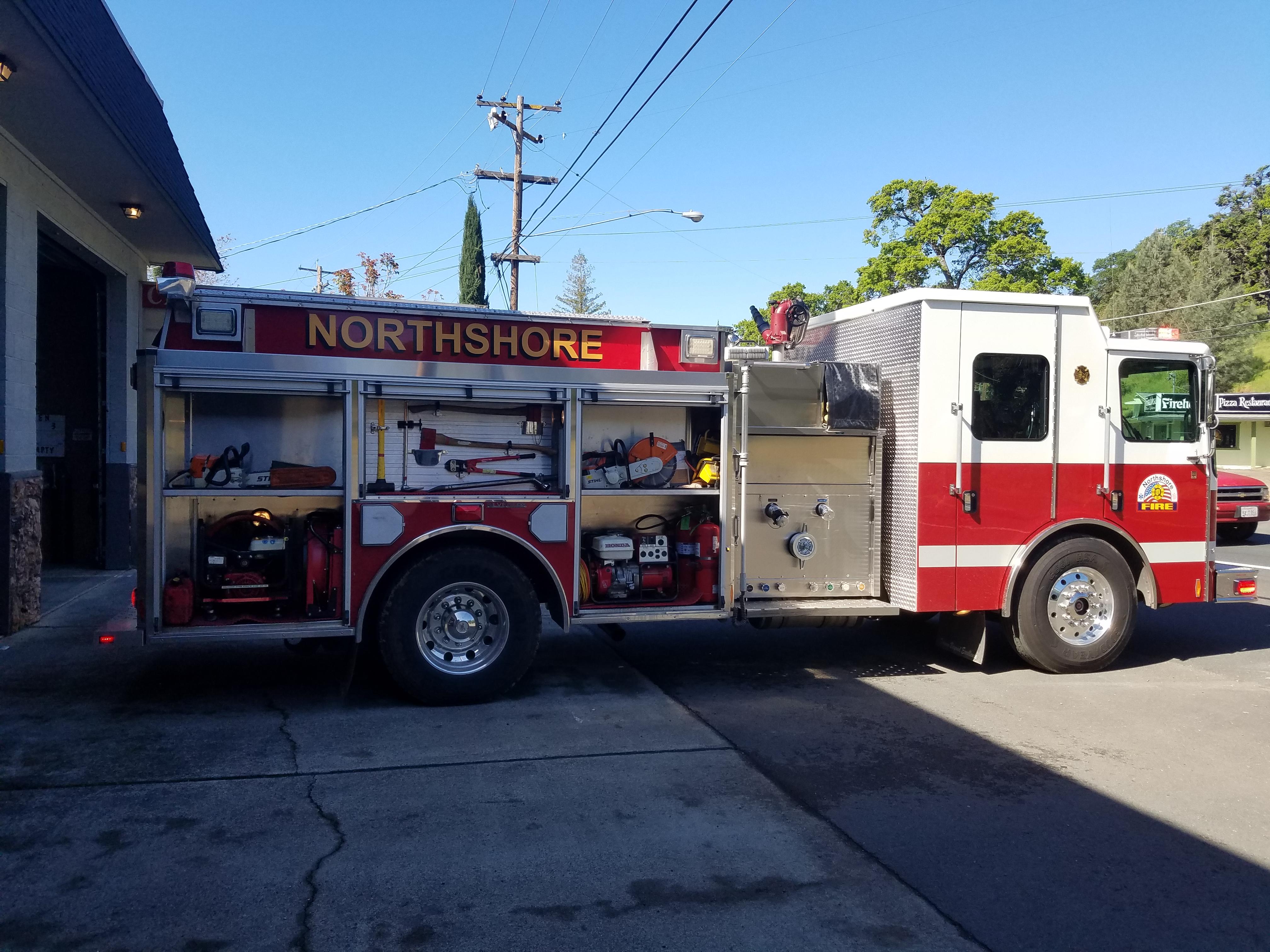 Northshore Fire